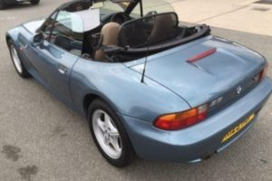 Bmw Z3 1 9 Convertible Full Service History Coast Car Sales